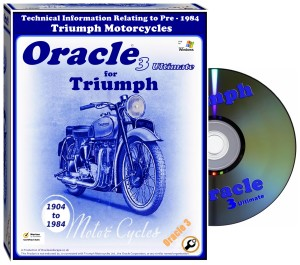 Triumph Oracle 3